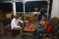 Les membres de l'équipe de ReLAIS et le comité mixte.